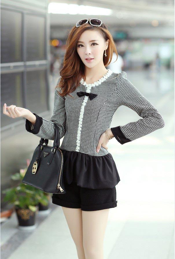 Foto Baju Artis Korea 49 Baju Ala Artis Korea Style Populer