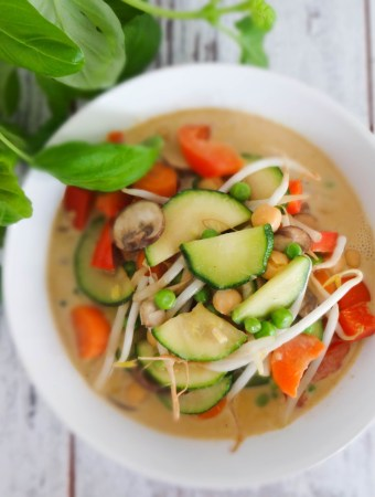 Thai Curry with Lemongrass