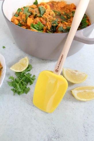 Turmeric & Vanilla Post Yoga One Pot - vegetarian, vegan, plant based, refined sugar free, healthy - heavenlynnhealthy.com
