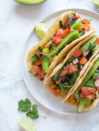The best home made tacos