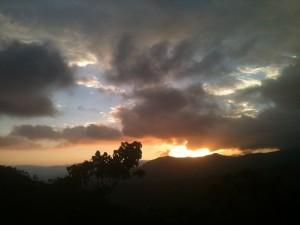 Awakening Soul Sunset