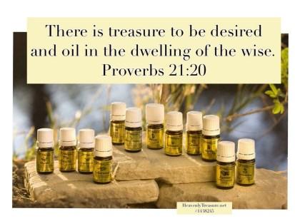 bible essential oils