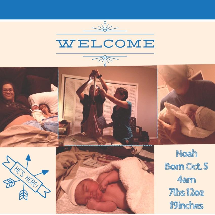 birth story home birth