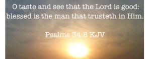 Psalms prayer