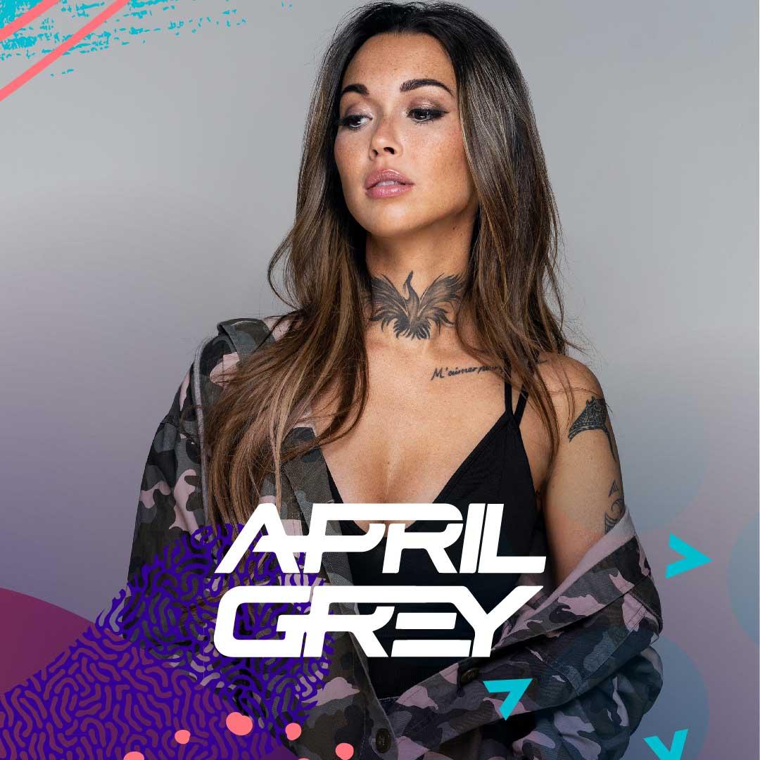 April Grey