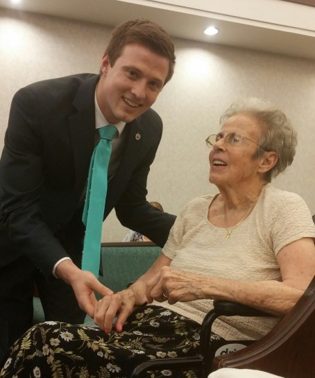 Danny and Grandma
