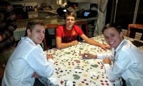 Kyler, Shaden, and Jeremy