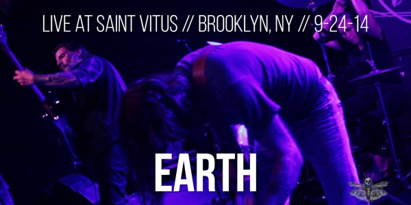 Earth at Saint Vitus