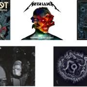 November 2016 Best Albums