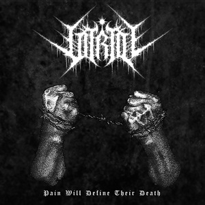 Vitriol - Pain Will Define Their Death