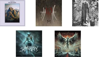 August 2017 Best Heavy Metal Albums - Heavy Music Headquarters