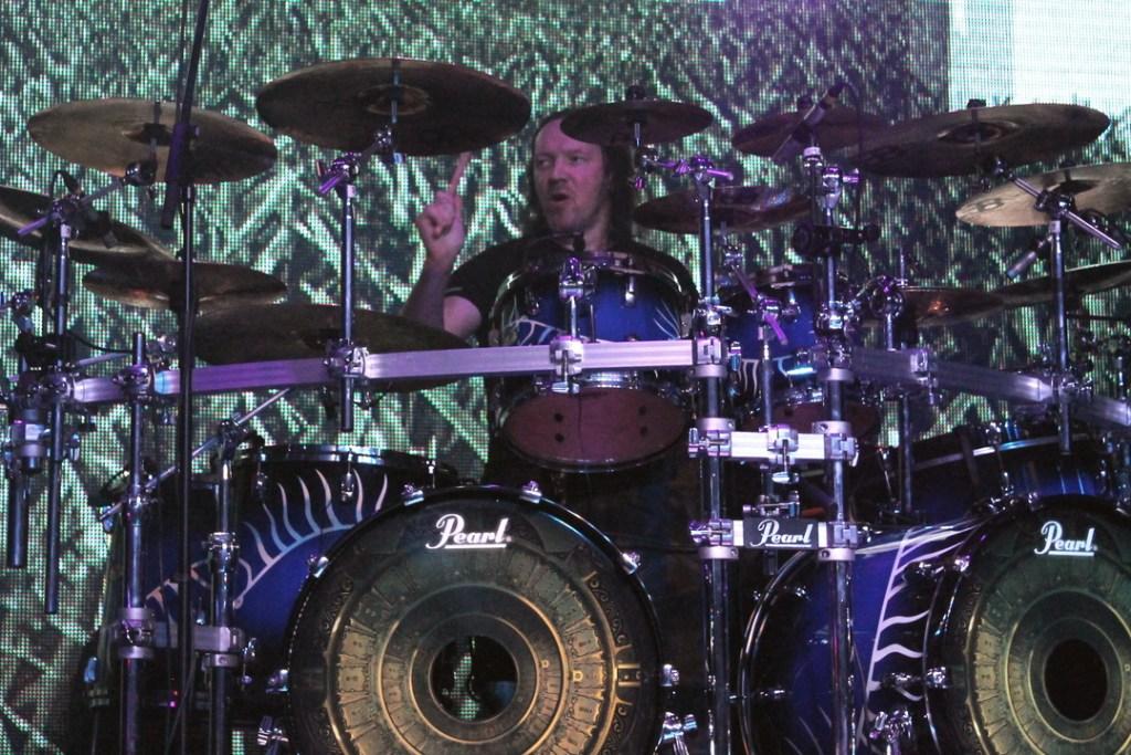 NIghtwish Drummer Kai Hahto