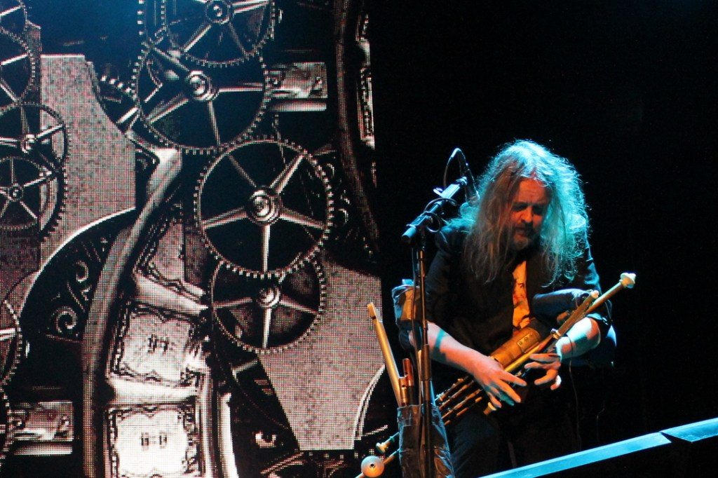 Nightwish's Troy Donockley