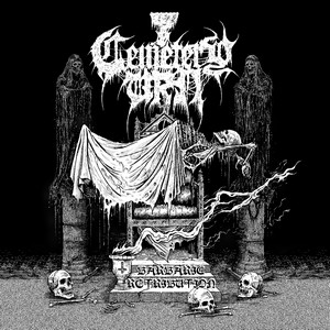 Cemetery Urn - Barbaric Retribution