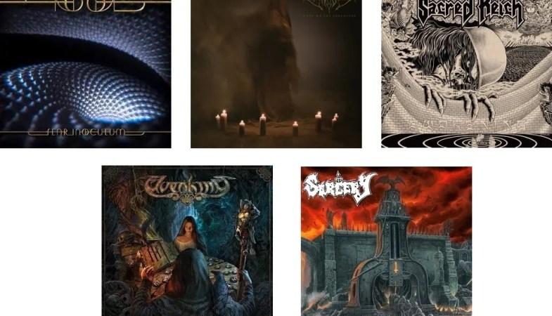 Heavy Music Headquarters - Heavy metal and hard rock album