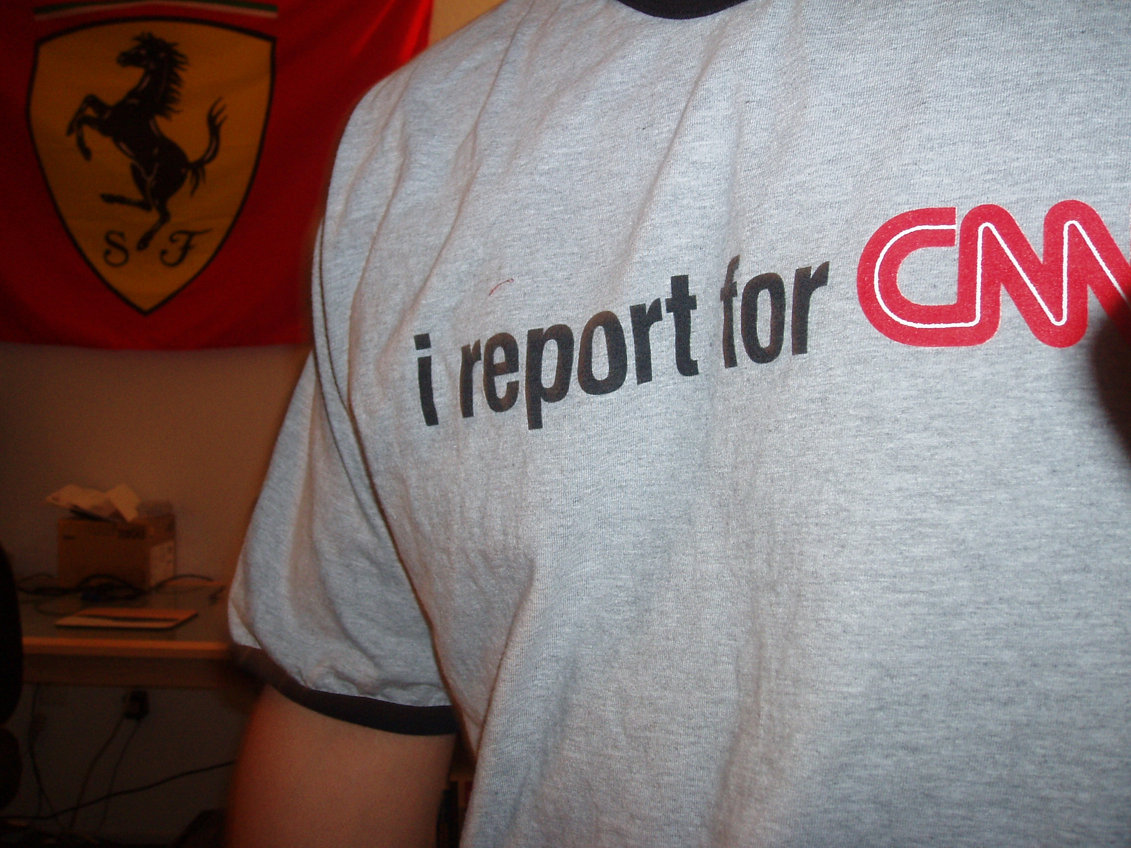 I Report for CNN