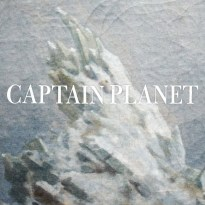 Captain Planet – Treibeis