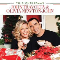 John Travolta and Olivia Newton-John – This Christmas