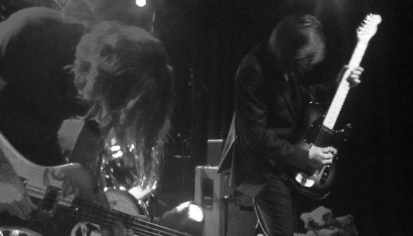 Earth / Black Spirituals / Don McGreevy & Rogier Smal [31.01.2015: Orpheum Extra, Graz]