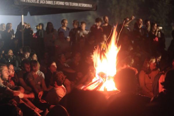 Jack Daniels Campfire