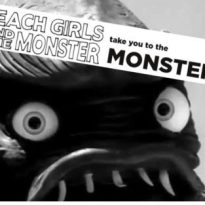 Beach Girls and the Monster – Videopremiere: Monsterbeach