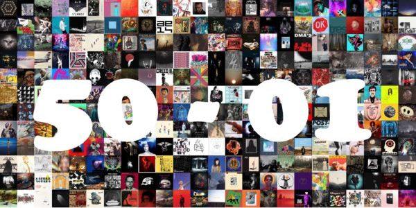 Die Alben des Jahres 2018: 50 – 41
