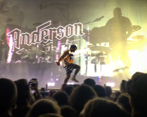 Anderson Paak Live 7