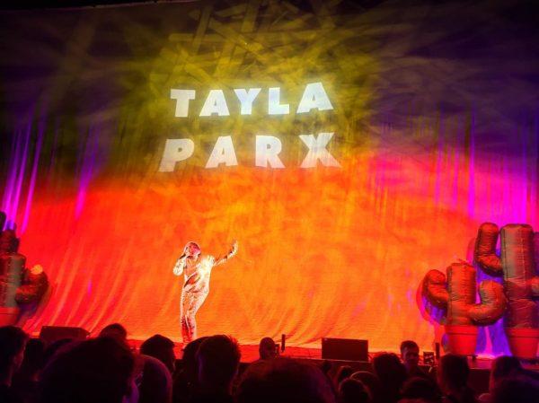 Tayla Parx Live 1