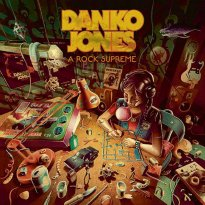 Danko Jones – A Rock Supreme