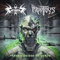 Vektor & Cryptosis – Transmissions Of Chaos