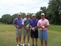 Winners - 1st HEB Chamber Golf Tournament 2012