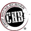 Chophouse Burger logo