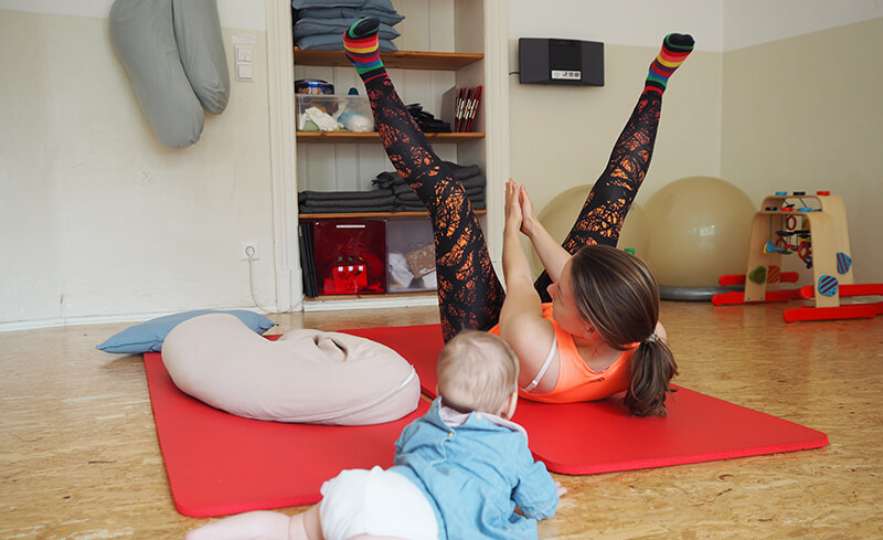 Yoga nach Geburt Hebammenpraxis Schöneweide