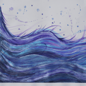 Wandering Moon II – A3