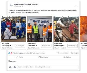 Aperçu Publicité Facebook carrousel