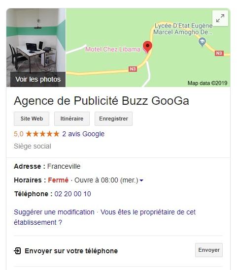 buzz Googa