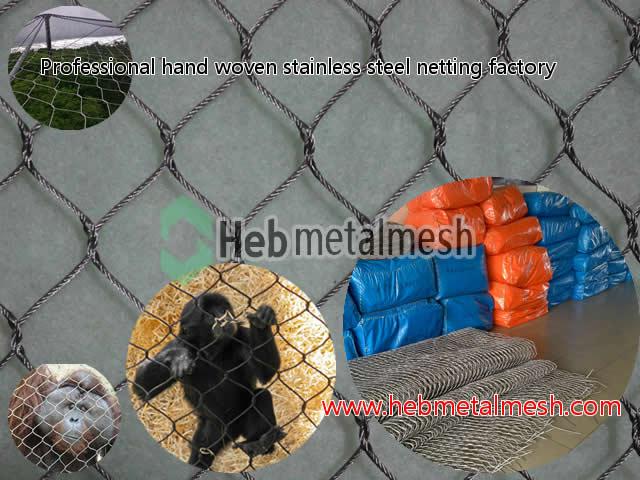 gibbon fence, gibbon enclosure mesh