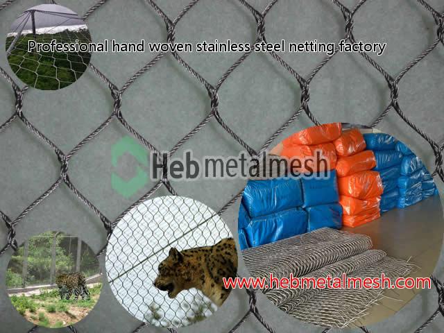 leopard fence, leopards enclosure mesh