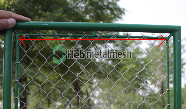 lion enclosure mesh, lion exhibit, lion cages, lion barrier netting