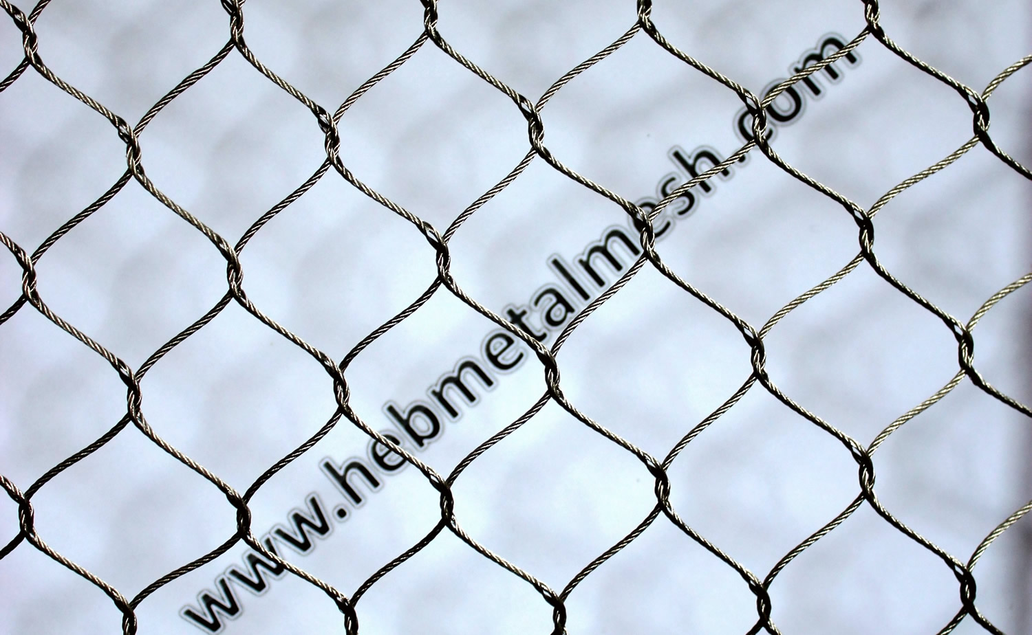 Stainless steel eagle fence mesh, eagle cage mesh, eagle exhibit ...