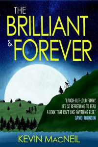 The Brilliant & Forever book cover