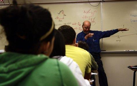 Teacher keeps youthful flare as career winds down