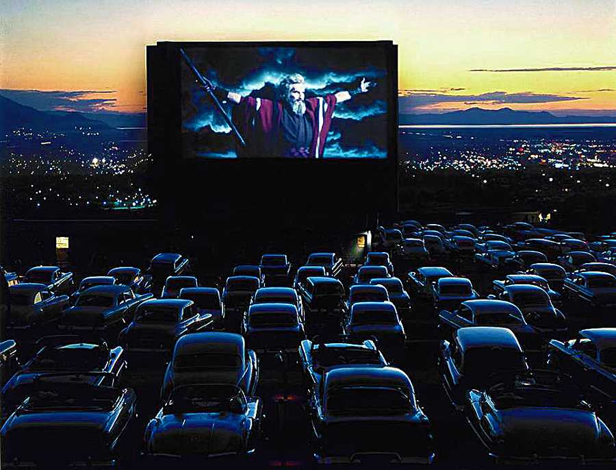 The+Drive-In+theater+coming+to+Lewisville+will+resemble+this+Coyote+Drive-In+theater+in+Fort+Worth.+Photo+provided+by%3A+Denton+Record-Chronicle