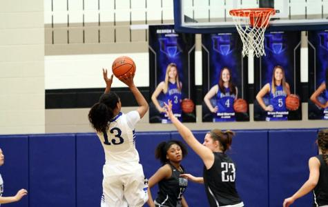 Girls basketball overwhelmed by #1 recruit