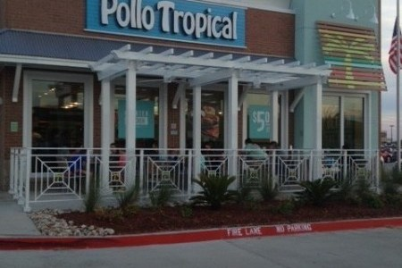 Pollo Tropical: The chicken that didn't make it across the road