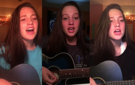 Overnight Sensation: Freshman launches singing career on Twitter