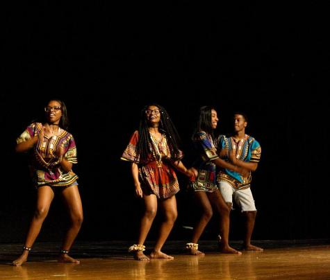 School holds first Black History Month assembly