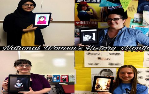 Hebron Celebrates National Women's History Month