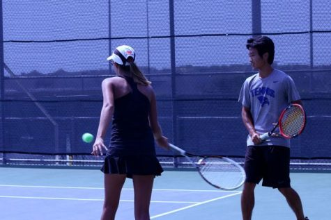 Tennis to face Southlake Carroll after win to Lewisville