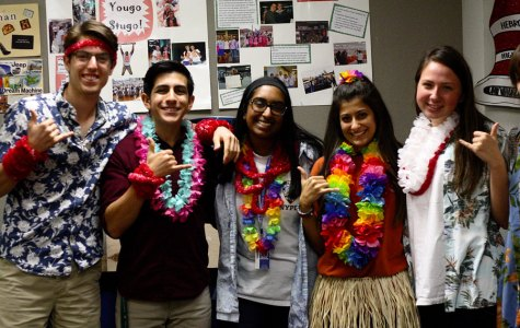 Photo Gallery: Red Ribbon Week Spirit Days